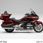 Warna Honda Gold Wing