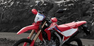 Honda CRF250L 2021