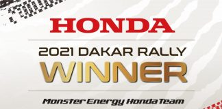 Reli Dakar 2021
