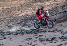 Stage 4 Reli Dakar