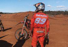 Jorge Martin Motocross