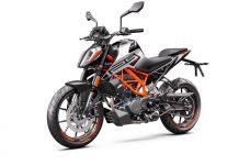 KTM Duke 125 2021
