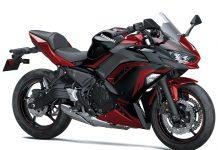 Grafis Kawasaki Ninja 650