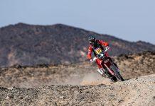 Stage 5 Reli Dakar