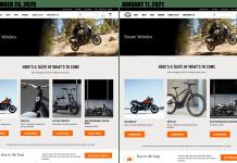 Konsep Harley-Davidson