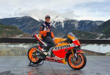 Pol Espargaro Repsol Honda