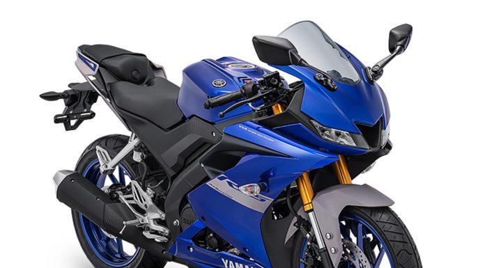 Warna Baru Yamaha R15