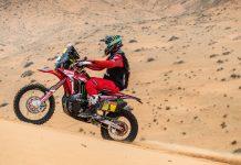 Stage 7 Reli Dakar
