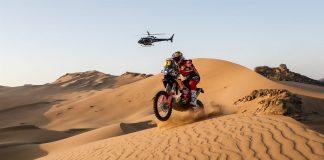 Stage 2 Reli Dakar