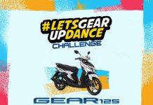 Yamaha #LetsGEARUpDance