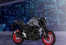 Yamaha MT-25 Warna Baru