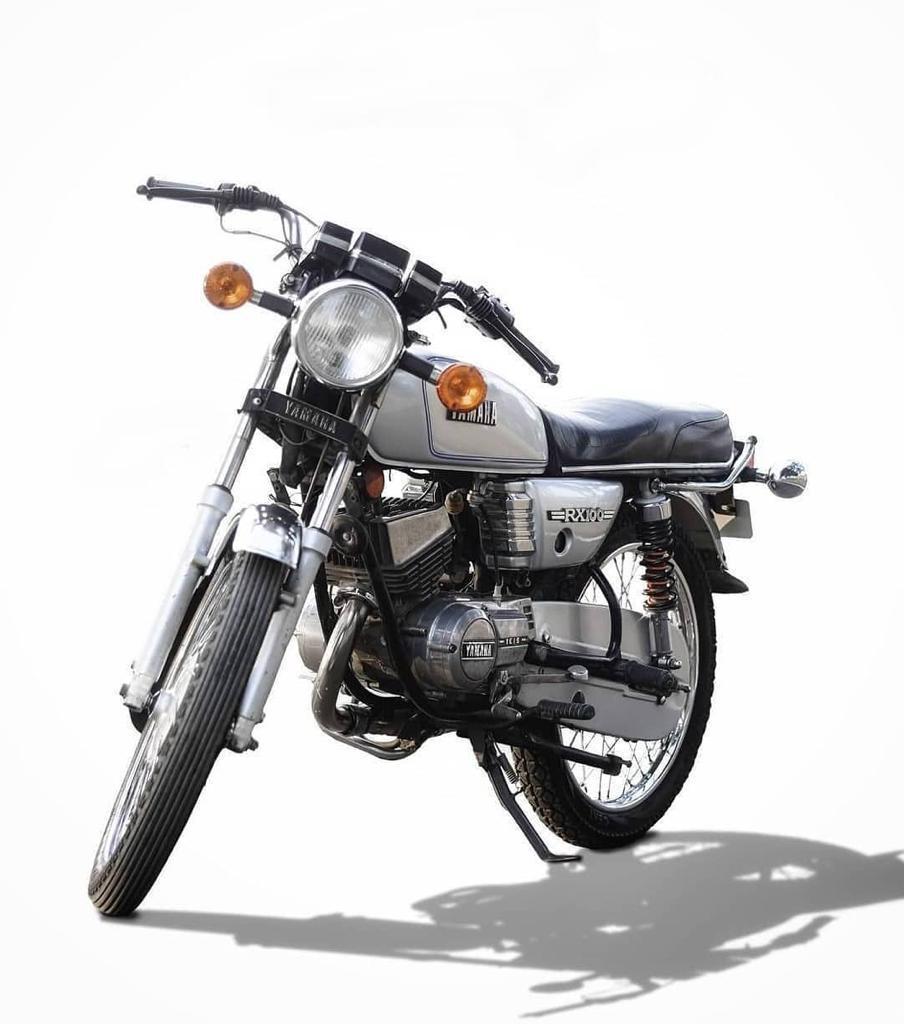 Sejarang Yamaha RX-King