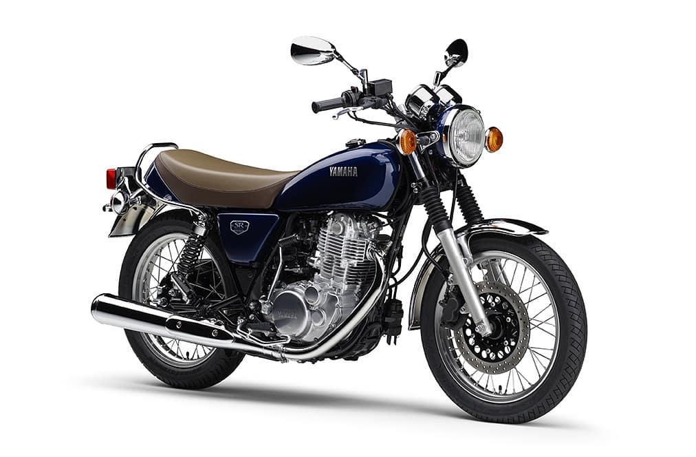 Sejarah Yamaha SR400