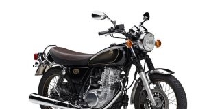 Yamaha SR400 Final Edition