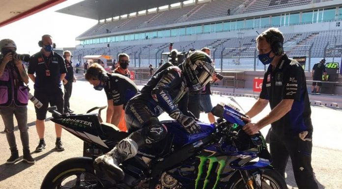 Tim Pabrikan Yamaha