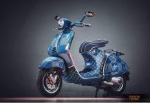 Vespa 946 Louis Vuitton