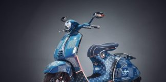 Vespa 946 Louis Vuitton