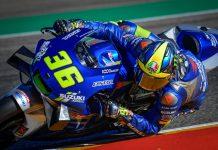 Suzuki GSX-RR Motor MotoGP
