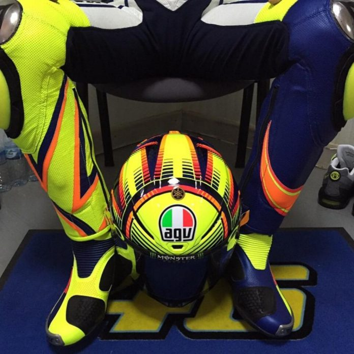 Helm AGV PistaGP