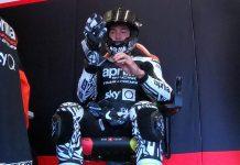 Aleix Espargaro Private Test