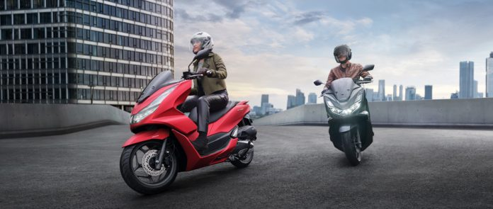 Unit Honda PCX 160