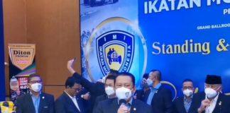 Ketua IMI Bambang Soesatyo