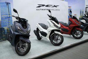 Penjualan Honda PCX 160