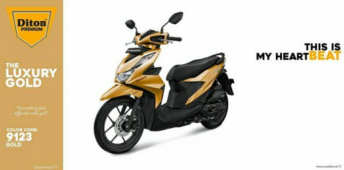 Diton Premium Gold 9123