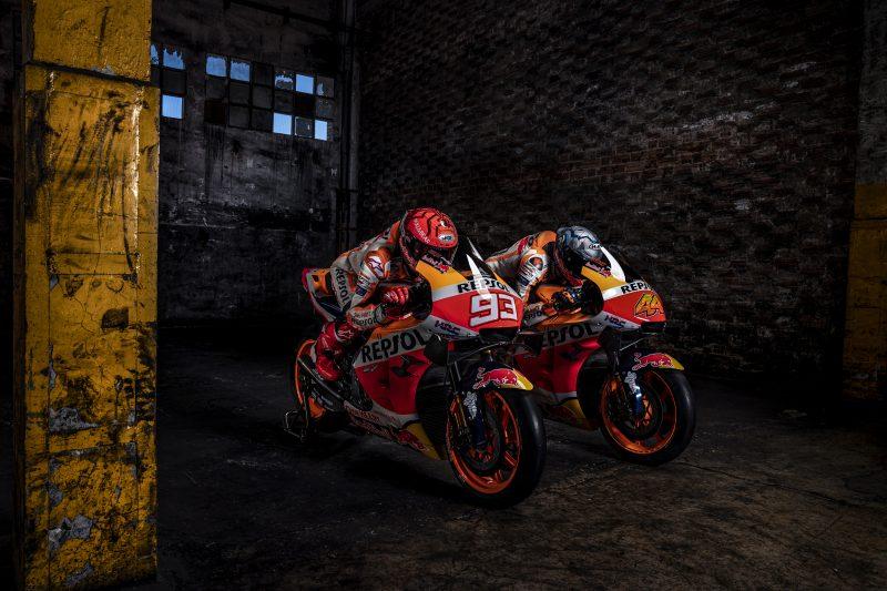 Tim Pabrikan Honda