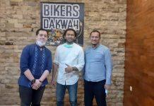 Kolaborasi Bikers Dakwah UAI