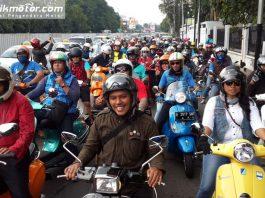 Komunitas Vespa Indonesia