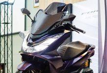 Kustom Honda PCX