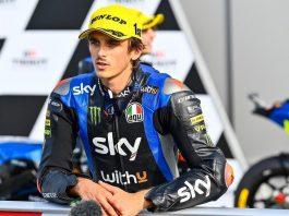 Luca Marini Debut MotoGP