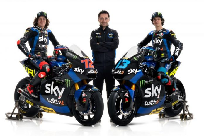 Pembalap SKY Racing Team