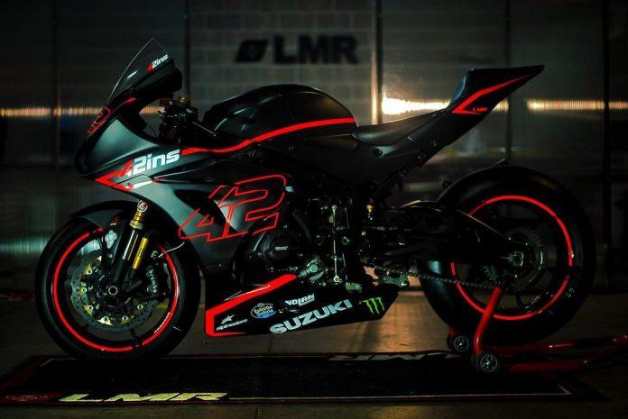 GSX-R1000 Alex Rins