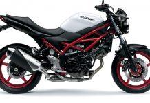 Suzuki SV650 2021