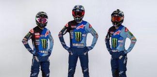 Tampilan Baru Yamaha MXGP