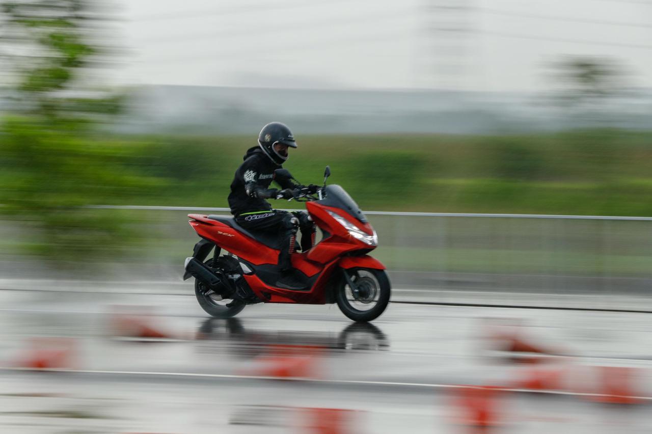 Test Ride PCX 160