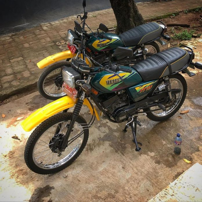 Yamaha YT115