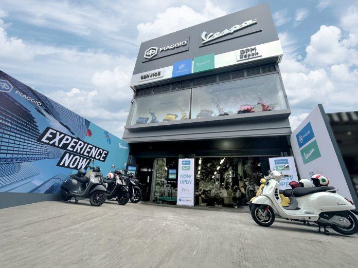 Diler ke-42 Piaggio Indonesia