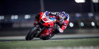 Kecepatan Ducati