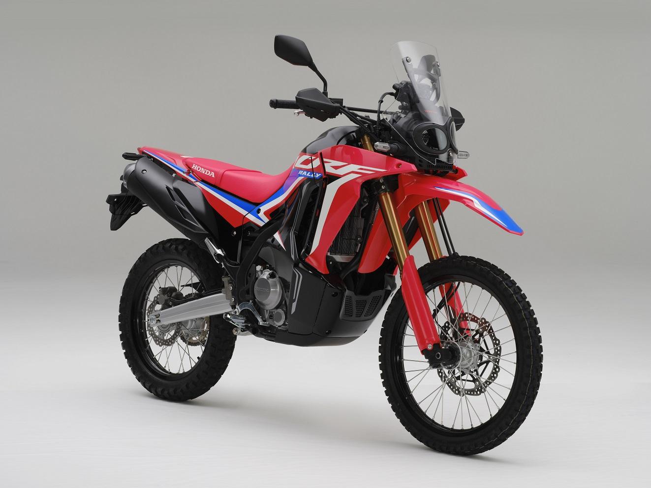 Honda CRF250 Rally Baru