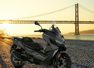 BMW C400GT 2021