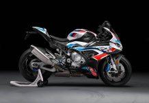BMW M1000RR Safety Bike Akan Bertugas di MotoGP 2021