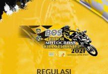 BOS Junior Motocross championship