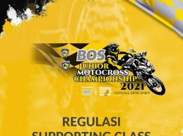 BOS Junior Motocross championship