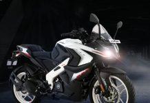 Bajaj Pulsar RS200 2021