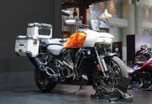 Harley-Davidson Pan