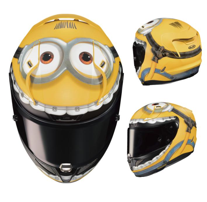 Helm Minion HJC