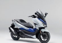 Honda Forza Didiskon